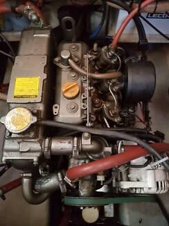 Yanmar Marine Diesel Engine 3HM 34HP