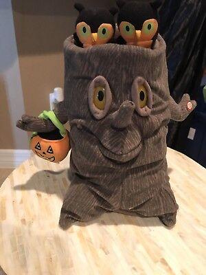 Hallmark Spooky Tree Animated Light Up Musical Decoration Halloween Prop - Spooky Halloween Tree Prop
