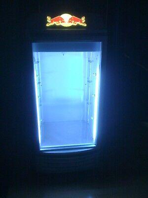 Red Bull Fridge Refrigerator Cooler Redbull Energy Local Pick Up Only Gatlinburg