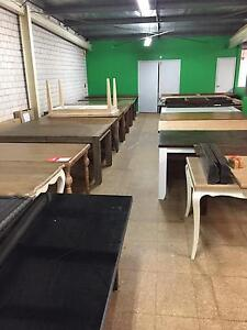 Dining tables on clearance Leumeah Campbelltown Area Preview