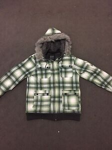 Billabong winter jacket Claremont Glenorchy Area Preview