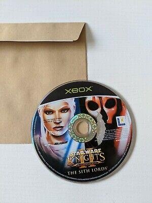 Star Wars Knights of the Republic 2 II Microsoft Xbox Game PAL UK Seller