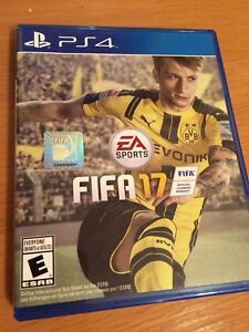 FIFA17 for PS4