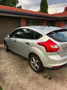 2011 Ford Focus Ambiente LW Silver 5sp Manual Golden Grove Tea Tree Gully Area Preview