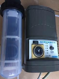 SALT CHLORINATOR TOP WATERCO ELECTROCHLOR SC25 PREMIUM MODEL $450 Subiaco Subiaco Area Preview