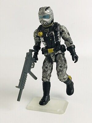 2005 GI Joe Convention JoeCon Steel Brigade Paratrooper INCOMPLETE