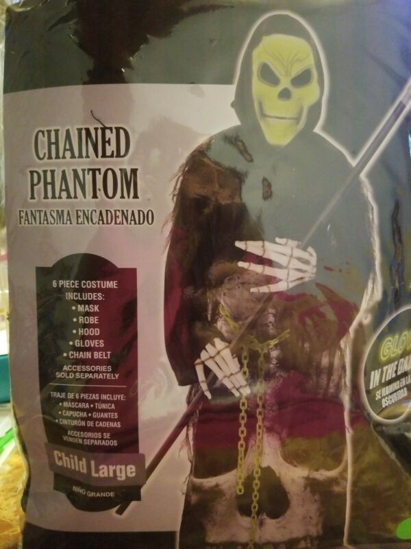 Amscan Chained Phantom - Large #220