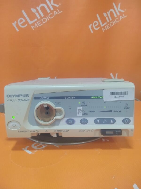 Olympus Corp. Visera CLV-S40 Light Source