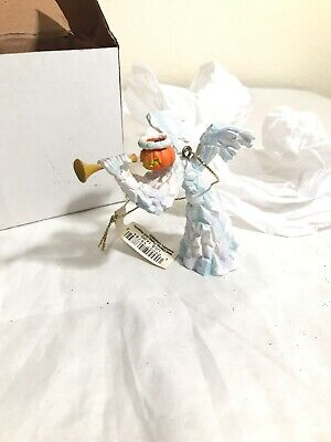 Nightmare Before Christmas Haunted Mansion Holiday Ghost Angel Disney Ornament