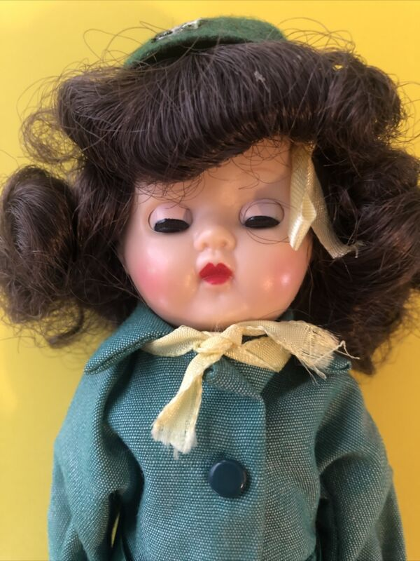 Vintage Girl Scout Doll