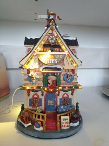 LEMAX 65130 Arche-Noah-Spielzeug LED