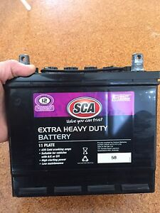 Extra heavy duty battery Como South Perth Area Preview