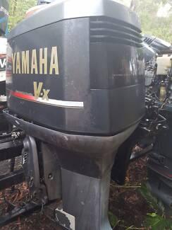 YAMAHA V6 vx 225hp vx 250hp OUTBOARD FOR WRECKING