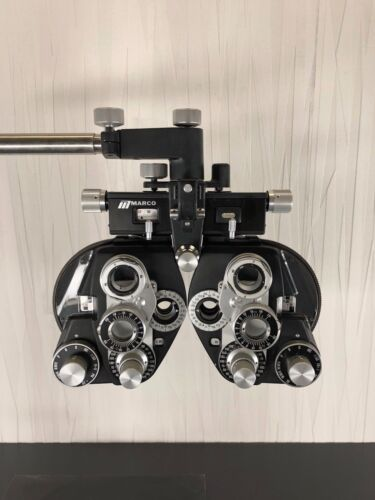 Marco RT-300 Phoropter - Plus Cylinder - Ophthalmic Equipment