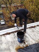 WE DO EVERYTHING ON A ROOF