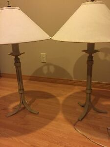 2 Lamps for sale! *Great Condition*