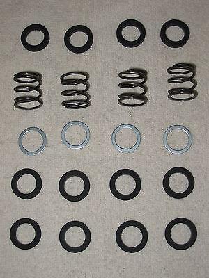 Pushrod Tube Repair Kit, Harley Knucklehead or  Early Sportster w/ Rubber Seals