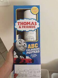 Thomas abc colour poster Durack Palmerston Area Preview