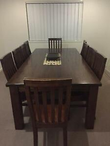 dining table 10 seater in Brisbane Region QLDGumtree Australia