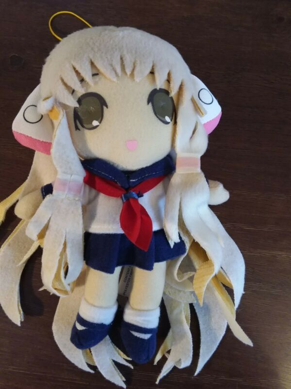 Chii in Sailor Uniform Plush by Clamp Chobits