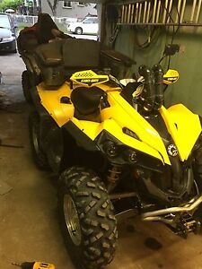 Can am Renegade 800R! MUST SELL TOP SHAPE