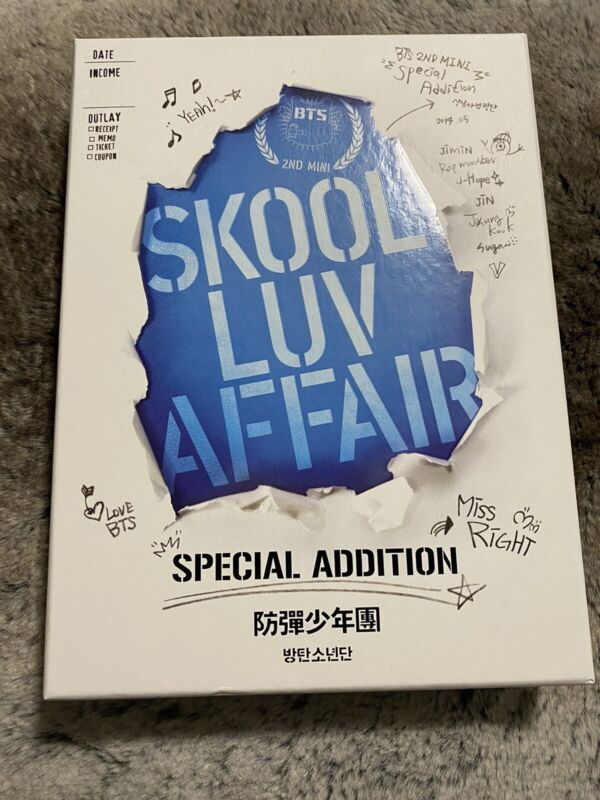Skool Luv Affair Special Edition - No Photocard