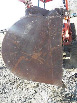 Used 18 Backhoe Bucket Older Case 580  Excavator Equipment