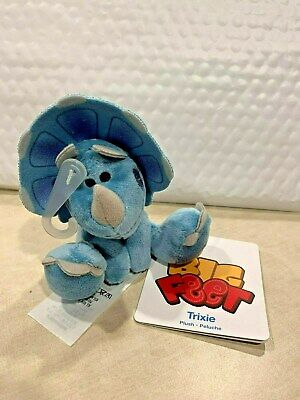 Tiny Hands Toy (DISNEY TINY BIG FEET 4 INCH PLUSH TOY STORY 4 TRIXIE PERFECT FOR LITTLE HANDS)