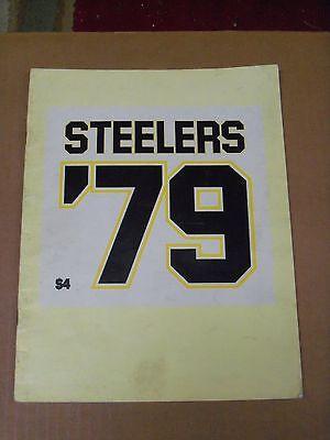 Steelers 79  Season Recap   Paper Pamphlet By Pittsburgh Post Gazette  Decent