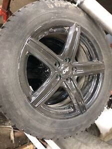 13-17 Ford Escape winter wheels/tires