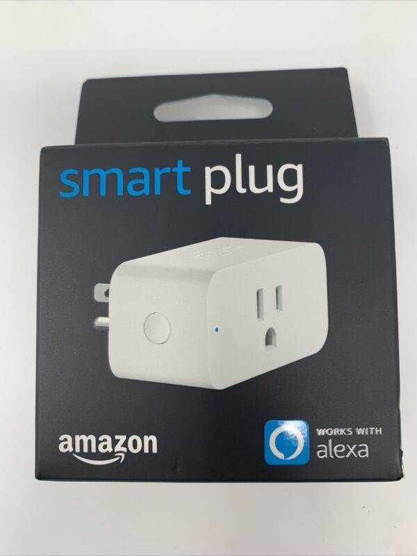 Amazon Smart Plug - White- Unopened - Works With Alexa