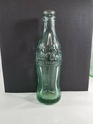 Vintage Coca-Cola Bottle (Empty) 6-1/2 oz. Hutchinson, Kansas Bottling Plant