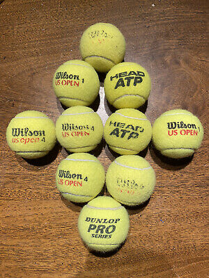 10x Great Condition Tennis Balls. Perfect For Pooches.