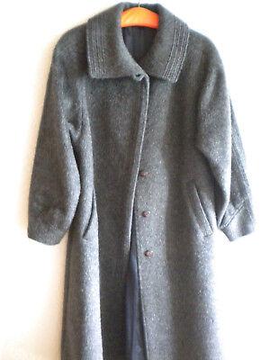 Kärner Damen Winter Mantel Gr40 anthrazit Merino Wolle Alpaka Mohair 1a gepflegt online kaufen