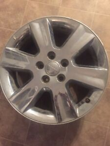 Four 19 inch rims for Dodge Journey