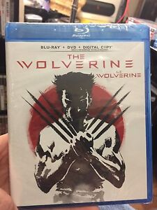 The Wolverine - Bluray (NEW)