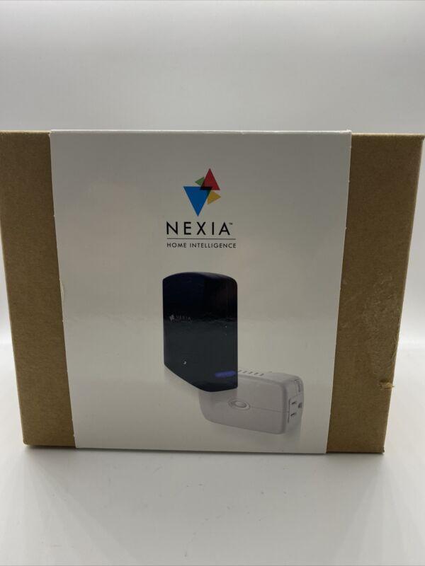 Nexia Smart Intelligence Home Starter Bundle with BR100 Bridge Schlage Z-Wave
