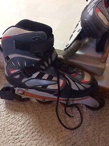 Mongoose roller blades / skates