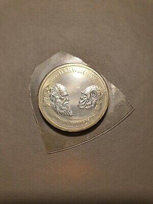 2009 charles darwin £2 Coin Brilliant Uncirculated BU BUNC UK Two Pound