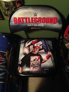Wwe battleground chair