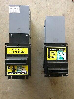 Mars Mei 24 Volt Bill Validator Acceptor Vending Model 2512