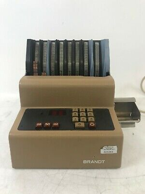 Brandt Coin Sorter And Counter