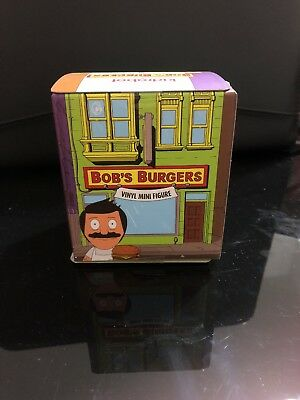 SDCC 2017 Exclusive Kidrobot x Toddland x Bob's Burgers blind box Linda or Gene