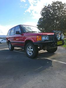 Range Rover p38 Negotiable Dapto Wollongong Area Preview