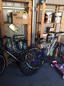 Bikes Hadfield Moreland Area Preview