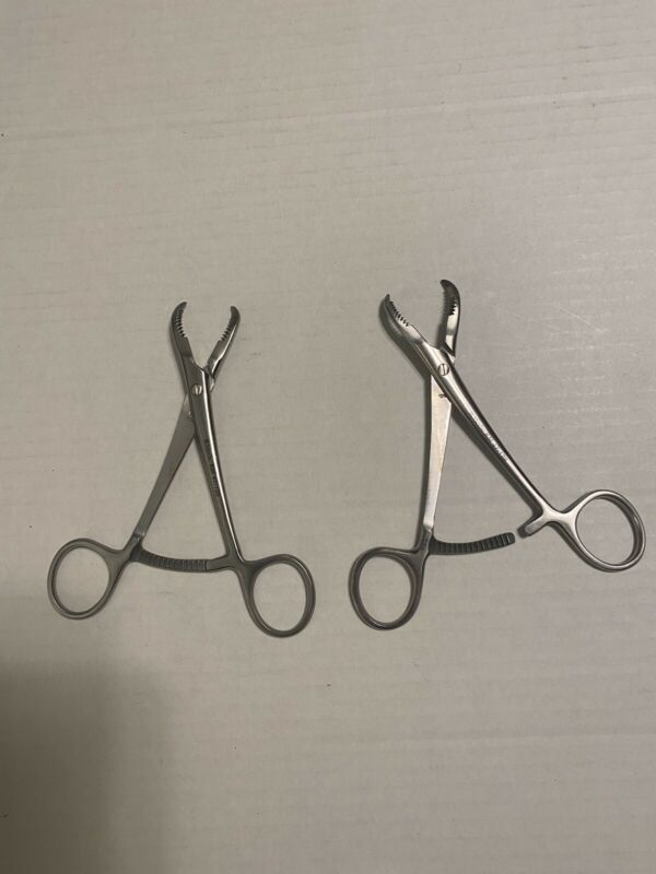 K Medic Bone Reduction Clamp 47-128 399.09 Qty 2  Out of package