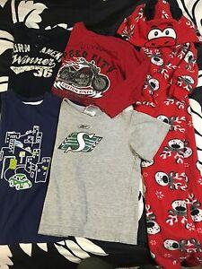 Boys 4T clothes