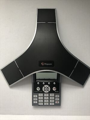 Polycom Soundstation Ip 7000 Conference Telephone- As Is- Untested- Office- Call