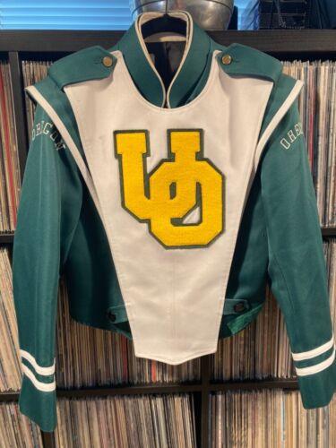 VINTAGE UNIVERSITY OF Oregon Ducks MARCHING BAND Top 1980s/1990s Pre Logo change