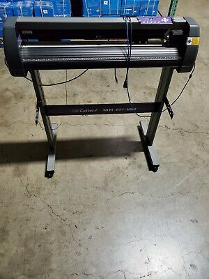 Uscutter Mh Vinyl Cutter Plotter Mh871-mk2 34 With Stand